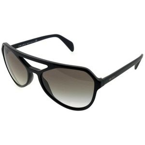 PR22RS-1AB0A7 Aviator Men's Black Frame Sunglasses